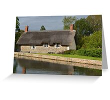 A Somerset Home Greeting Card