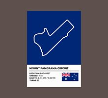Mount Panorama Circuit - v2 Unisex T-Shirt