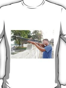 Targetting with Riffle T-Shirt