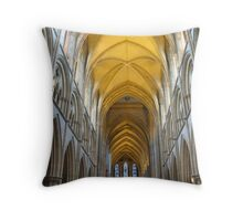 TRURO CATHEDRAL Throw Pillow