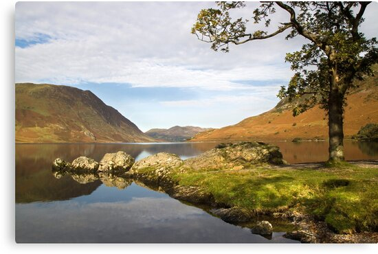 Crummock Water - Buttermere by Jon Tait