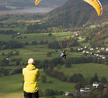 Up, up and away by Jon Tait