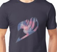 Fairy Tail galaxy logo Unisex T-Shirt