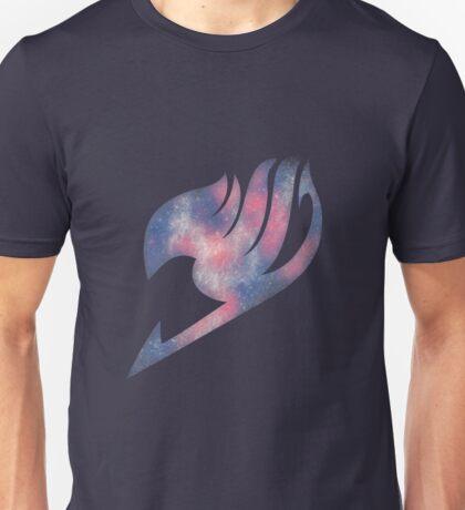 Fairy Tail galaxy logo Unisex T-Shirt