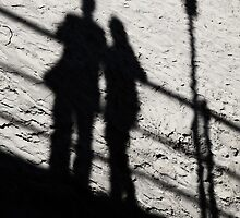 Couple (Shadow) by PaulBradley