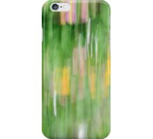 Abstract Summer Rainfall Photography iPhone Case/Skin