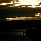 Pittsburgh sunrise by Briana C