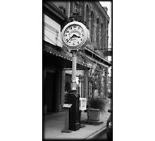 City Time Photographic Print