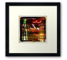 alipedis Framed Print