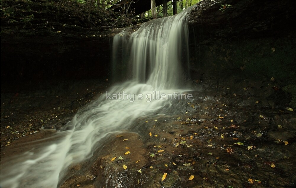 Cacasde falls 2 by kathy s gillentine