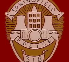 Springfield Police by GEAN