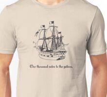 297 Galleon Unisex T-Shirt