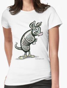 Kid Dillo Womens Fitted T-Shirt