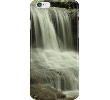the Cascades of Glen Helen iPhone Case/Skin