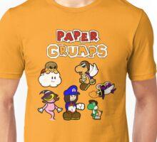 Paper Grumps Unisex T-Shirt