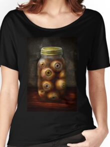 Fantasy - Creepy - I've always had eyes for you Women's Relaxed Fit T-Shirt