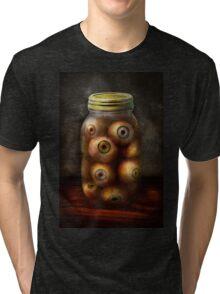 Fantasy - Creepy - I've always had eyes for you Tri-blend T-Shirt