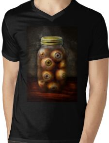 Fantasy - Creepy - I've always had eyes for you Mens V-Neck T-Shirt