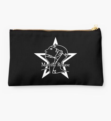 The Sisters Of Mercy - The Worlds End - Merciful Release Studio Pouch