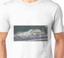 went fishin' Unisex T-Shirt