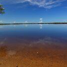 Chokoloskee Bay by kathy s gillentine