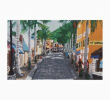 Uptown St. Maarten One Piece - Short Sleeve