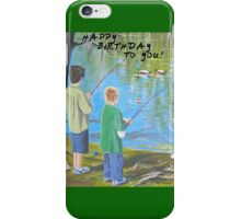 HAPPY BIRTHDAY TO YOU! iPhone Case/Skin