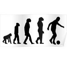 EVOLUTION SOCCER Poster