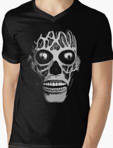 They Live Mens V-Neck T-Shirt