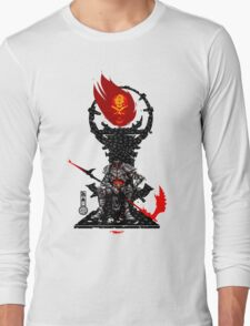 The Game of Kings, Wave Eight: The Black King Long Sleeve T-Shirt