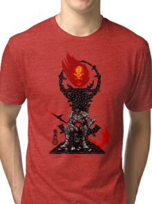 The Game of Kings, Wave Eight: The Black King Tri-blend T-Shirt