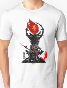 The Game of Kings, Wave Eight: The Black King Unisex T-Shirt