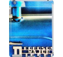 Diesel iPad Case/Skin