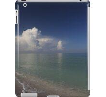 storm on the horizon iPad Case/Skin