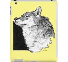 Sunny Wolf iPad Case/Skin