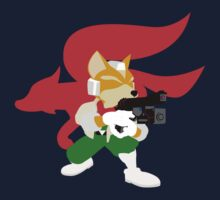 Super Smash Bros Fox Melee by Michael Daly