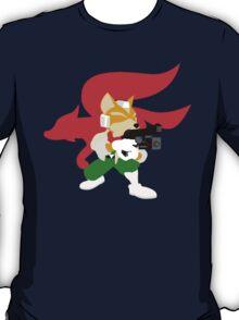 Super Smash Bros Fox Melee T-Shirt