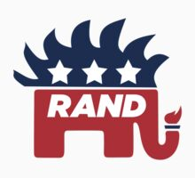 Rand Paul Libertarian Republican 2016 by psmgop
