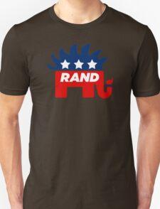 Rand Paul Libertarian Republican 2016 Unisex T-Shirt