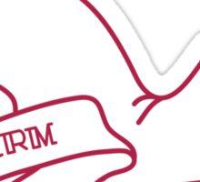 Arm Collector Sticker