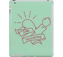 Arm Collector iPad Case/Skin