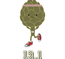 Retro Running Artichoke 13.1 by Eggtooth