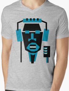 singer face  Mens V-Neck T-Shirt