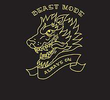Beast Mode - Always On by gelatinchoke