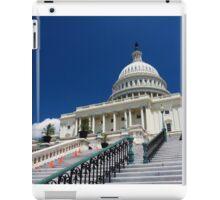 U. S. Capitol Building iPad Case/Skin