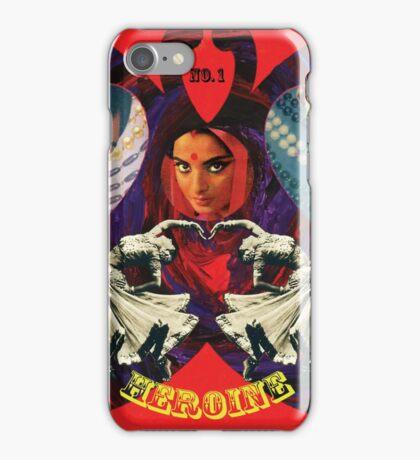 Heroine iPhone Case/Skin