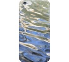 Abstract Water Waves Photography iPhone Case/Skin