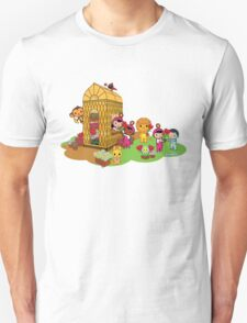 The Dewmuffins bring happiness flowers T-Shirt