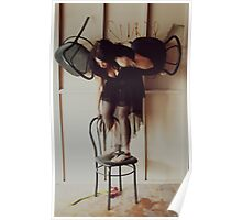 Climbing Chairs Poster