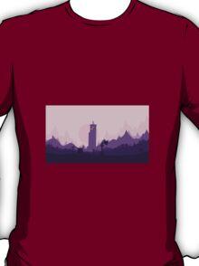 Lavander town... T-Shirt